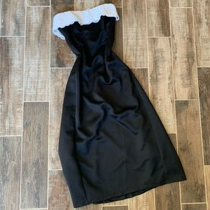 ✨ 1970's Vintage En Francais By Huey Waltzer Gown